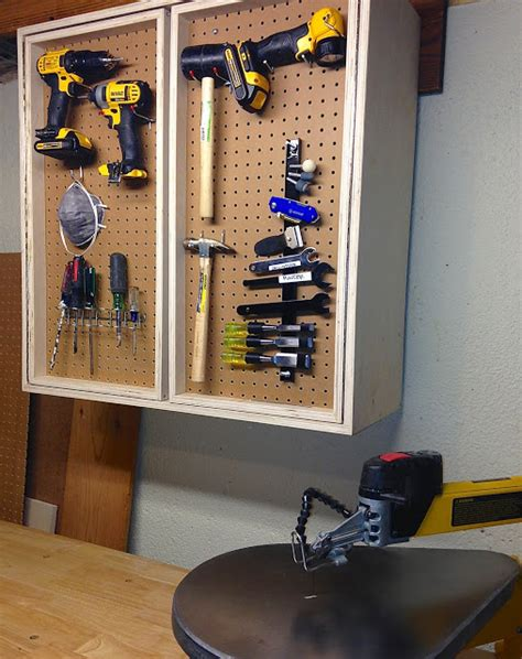 whole kitchen cabinets pegboard tool storage cabinet project the project 1075