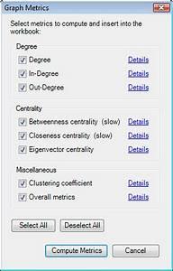 Netzwerke Berechnen : office netzwerke visualisieren mit nodexl codekicker ~ Themetempest.com Abrechnung