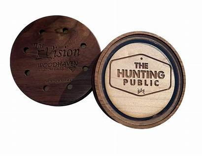 Woodhaven Hunting Crystal Thp
