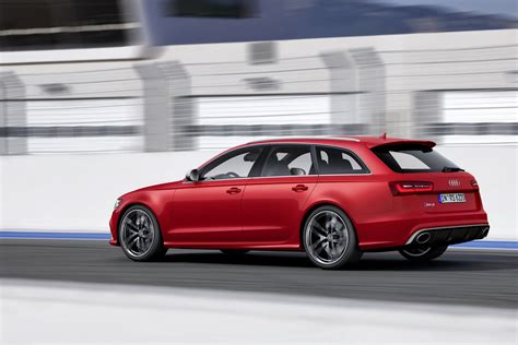 New 2014 Audi Rs6 Avant Sport Wagon, Photos And Details