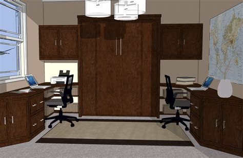 mirage  desk wall bed murphy beds  san diego