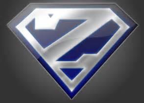 Superman Logo with Letter Z