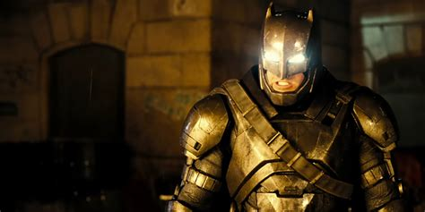 Justice League's Batcave Contains Bvs Suit  Screen Rant