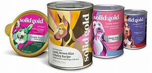 solid gold leaping waters chicken salmon vegetable With solid gold wet dog food