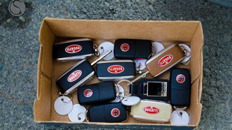 Bugatti Veyron Keys Collection [lol]