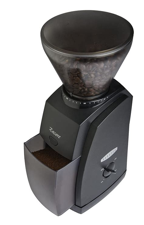 More than 50% of americans drink coffee every day. Baratza Encore Conical Burr Coffee Grinder with Bin (2018) - Cuisine Bank