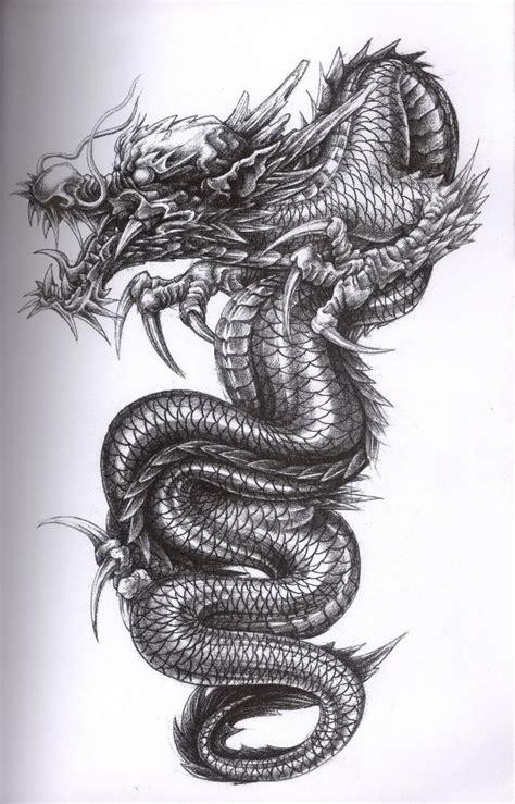 art body tattoos black  grey dragon tattooviralcom  number  source