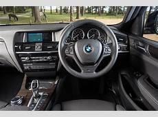 BMW X4 interior Autocar