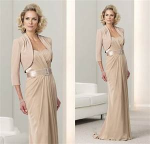 latest fashion 2015 mother of the bride suits with jacket With womens dress jacket wedding