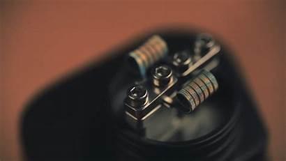Rda Vape Coil Vaping Cigarette Wallpapersafari Atomizer