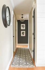 Hallway, Update, How, To, Add, Style, To, A, Small, Hallway