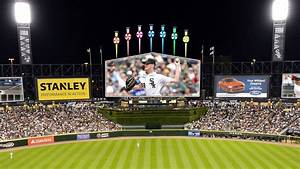 White Sox Cellular Field To Get New Video Boards By