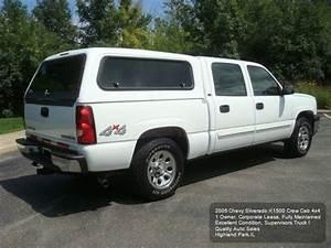 Buy Used 2005 Chevy Silverado 4x4 Crew Cab Ls 1owner