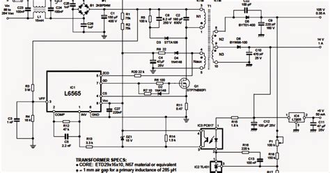 Smps Based Watt Led Street Light Circuit Has Been
