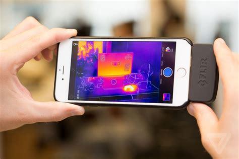 phone     dark  measure heat