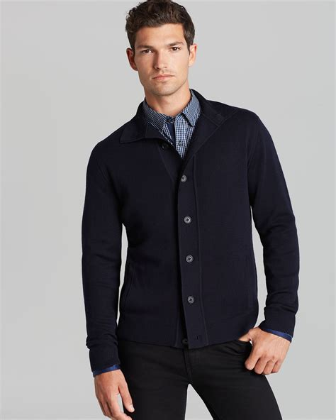 mens cardigan sweaters navy mens navy cardigan sweater outdoor jacket