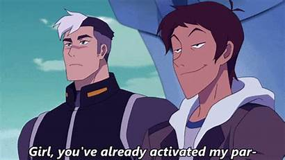 Voltron Lance Fan Dad Space Keith Shiro