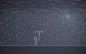Rainy Day Background - WallpaperSafari