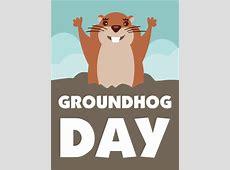 Groundhog Day February 2 GroundhogDay National day