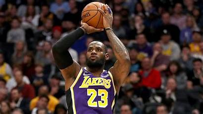 Lebron James Lakers Getty Nba Championship His
