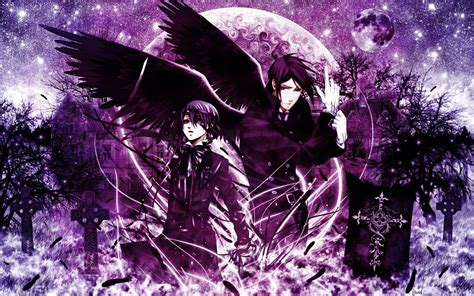 Anime Wallpaper Black Butler - black butler hd wallpaper and background image