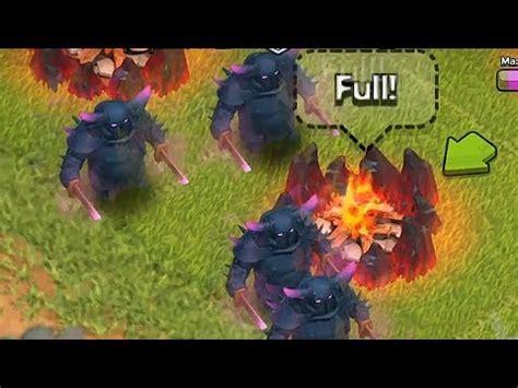 [misc] New Pekka Level 5 Gameplay! Clashofclans