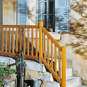 Balustrade En Bois : balustrade bois ext rieur ~ Melissatoandfro.com Idées de Décoration