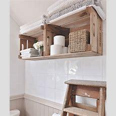 Bathroom Shelving Ideas  Shelving In The Bathroom Storage