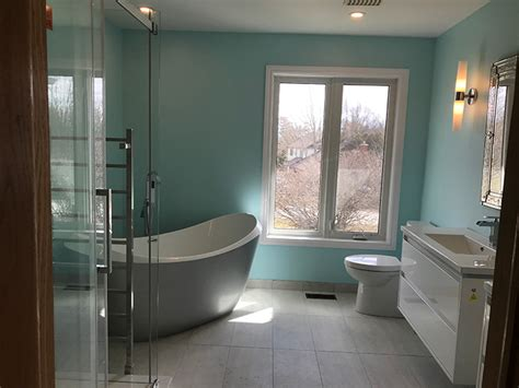 Modern Bathroom Renovation by Modern Bathroom Renovation Gr Renovations