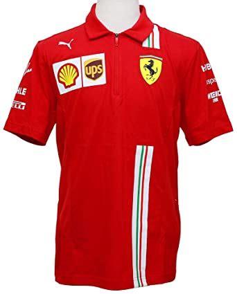 1 color scuderia ferrari men's team jacket. Amazon.com : Ferrari Scuderia F1 Men's 2020 Team Polo Red ...