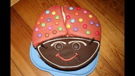 kindergeburtstag 1 jahr kuchen kuchen f 252 r kindergeburtstag marienk 228 ferkuchen