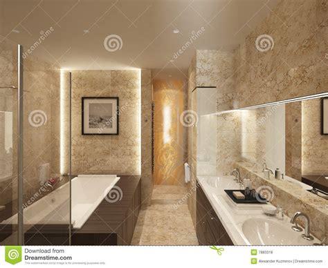 marbre de salle de bains photos libres de droits image 7883318