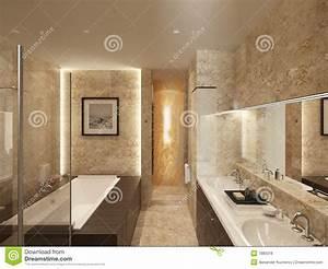 Marbre Salle De Bain : marbre de salle de bains photos libres de droits image ~ Dailycaller-alerts.com Idées de Décoration