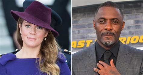 Idris Elba, Sophie Trudeau Posed for Photo Before ...