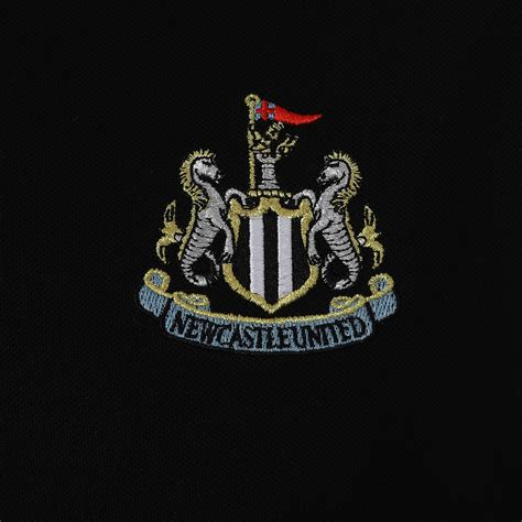 Drawstring gym bag with newcastle united fc branding. Newcastle United FC Official Football Gift Mens Crest Polo ...