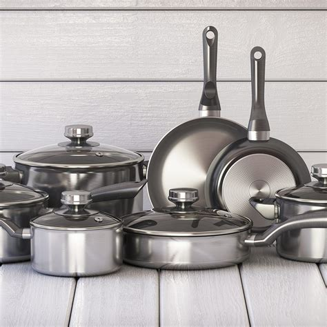 pans steel pots stainless cookware making mistakes cooking taste kitchen handyman