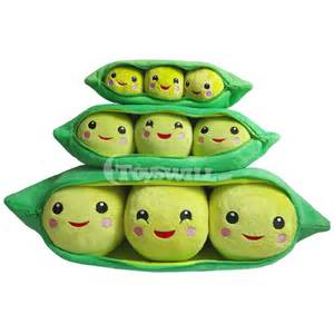 Toy Story Peas in a Pod Plush