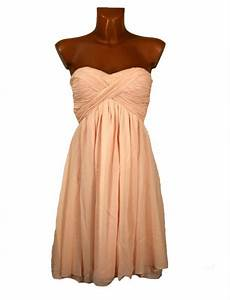 robe bustier rose poudre With robe bustier rose