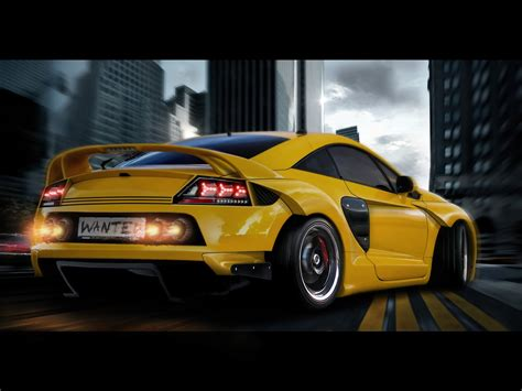 Mitsubishi Eclipse Backgrounds