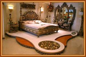 wood bed design in pakistan HOME DECORATION LIVE