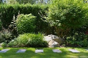 avant apres amenager un jardin tout en longueur With amazing comment amenager un jardin tout en longueur 0 amenagement jardin en longueur