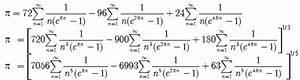 Pi Berechnen Formel : kreiszahl pi ludolfsche zahl a000796 ~ Themetempest.com Abrechnung