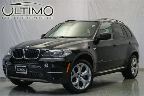 Pre Owned Bmw X5 by Pre Owned 2012 Bmw X5 35i Premium Suv Near Hinsdale