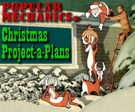 Santa Train Decoration by Popular Mechanics Christmas Project A Plans From Family