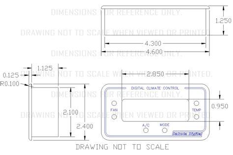 Dakota Digital Wiring Schematics Vintage Air Diagram