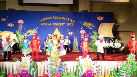 christmas concerts for preschoolers rainbow kindergarten annual concert 2012 114