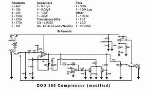 Anyone Built A Dod 280 Opto Compressor    Diypedals