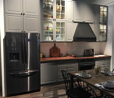 black kitchen cabinets with stainless steel appliances black stainless steel appliances are the next big trend 9767