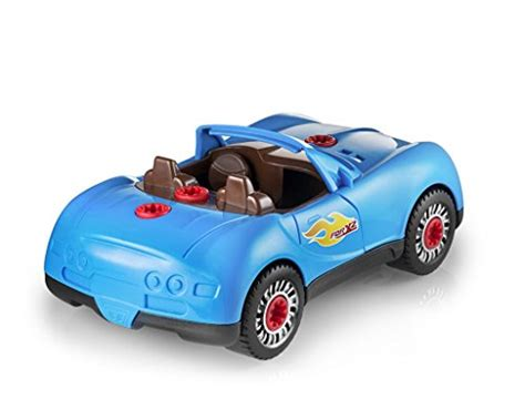 Take Apart Racing Car Toys Build Your Own Toy Car With