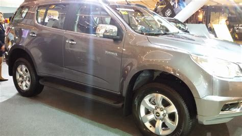 chevrolet trailblazer 2015 2015 chevrolet trailblazer side indian autos blog